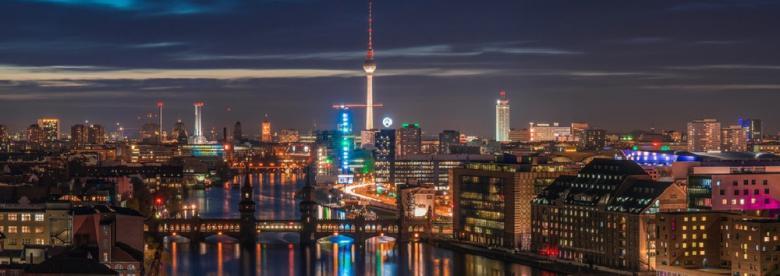 Berlin miasto przejazdy ze Szczecina