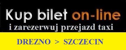 Przejazdy Drezno Szczecin taxi z lotniska w Dreznie do Szczecina