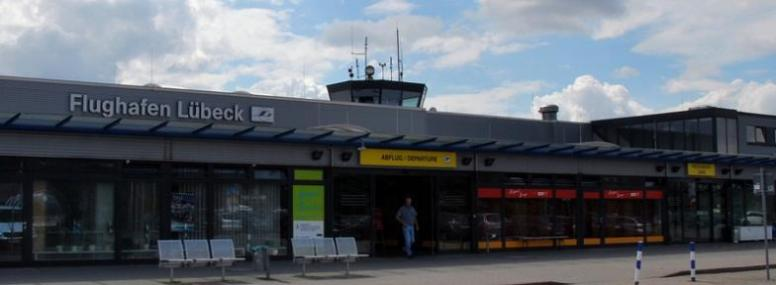 Przejazdy Lubeka lotnisko - ze szczecina na lotnnisko do Lubeki