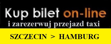 Przejazd Szczecin Hamburg Taxi rezerwuj on line